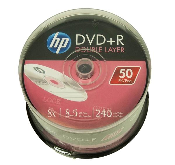 50 Pack HP Branded 8X