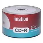 200 Pack Imation White Inkjet CD-R (printable hub)