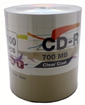 600 Pack PiData Silver Clearcoat CD-R